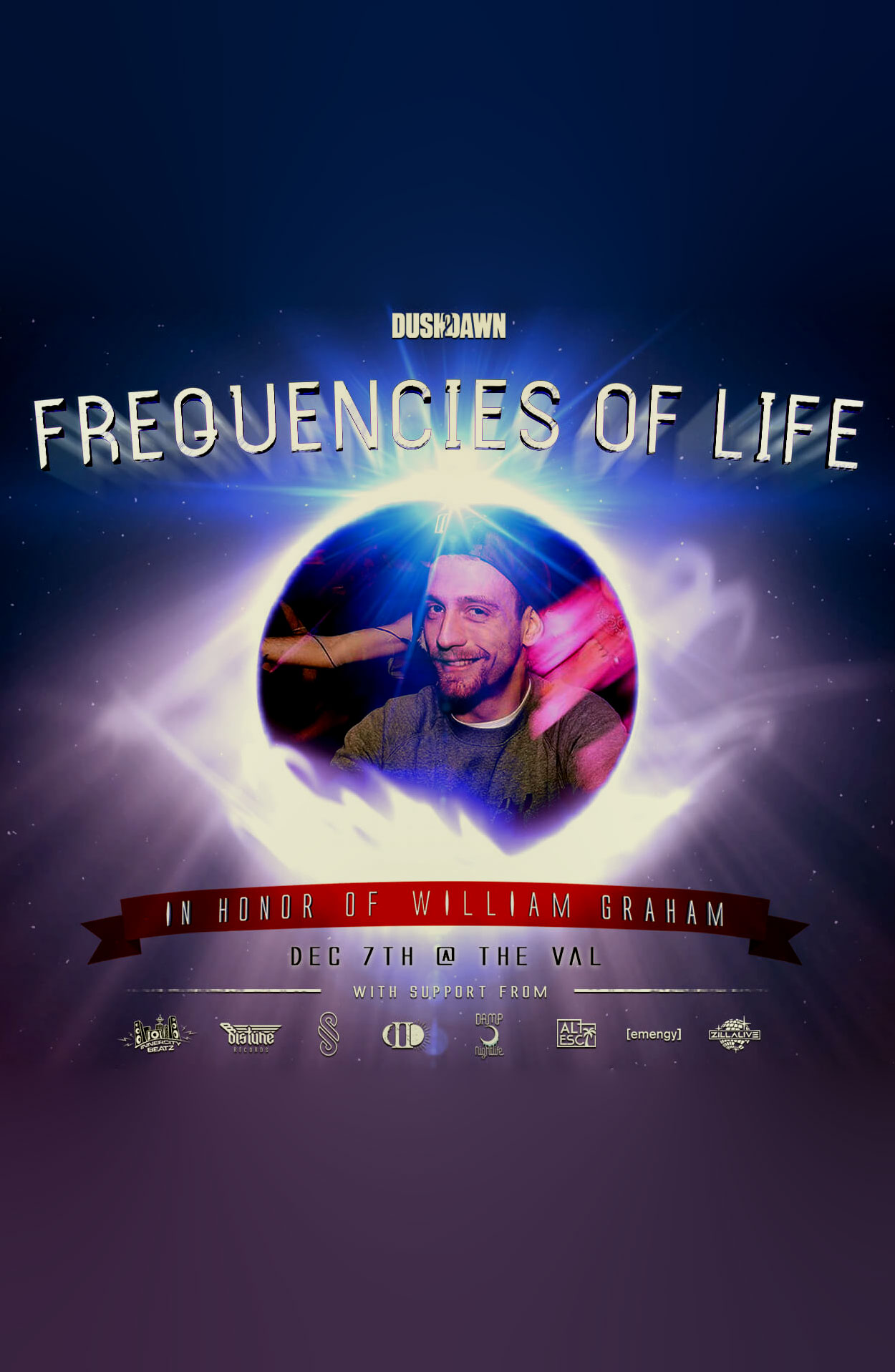Frequencies of Life: In Honour of William Graham